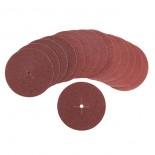 Dischi abrasivi Ø 125 mm - grana assortita - sup.160 (15 pz)