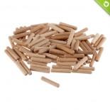 Tasselli di legno Ø 6x30 mm (100 pz)