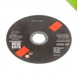 Disco da taglio Ø 115x1,0 mm per metallo