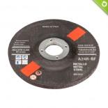 Disco da sgrosso a centro depresso Ø  115x6,4 mm per metallo
