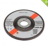 Disco da sgrosso a centro depresso Ø 115x6,4 mm per pietra