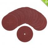 Dischi abrasivi Ø 125 mm - sup.230 (15 pz)
